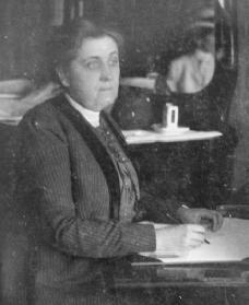 Jane Addams. Courtesy of the Library of Congress.
