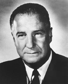Spiro Agnew. Courtesy of the Library of Congress.