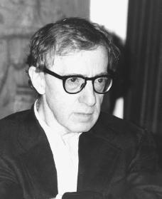 Woody Allen. Reproduced by permission of AP/Wide World Photos.