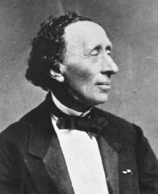 Hans Christian Andersen. Reproduced by permission of the Corbis Corporation.