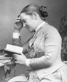 Elizabeth Garrett Anderson. Reproduced by permission of the Corbis Corporation.