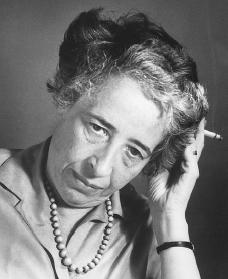 Hannah Arendt. Reproduced by permission of the Corbis Corporation.