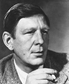 W. H. Auden. Reproduced by permission of the Corbis Corporation.