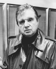 Francis Bacon. Reproduced by permission of the Corbis Corporation.
