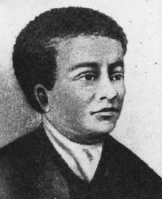 Benjamin Banneker. Reproduced by permission of Fisk University Library.