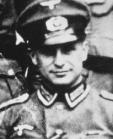 Klaus Barbie. Reproduced by permission of Archive Photos, Inc.