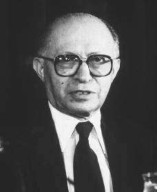 Menachem Begin. Reproduced by permission of Archive Photos, Inc.