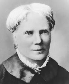 Elizabeth Blackwell. Reproduced by permission of the Corbis Corporation.