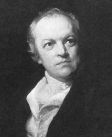 william blake biography and works