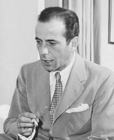 Humphrey Bogart. Courtesy of the Library of Congress.
