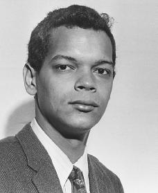 Julian Bond. Reproduced by permission of AP/Wide World Photos.