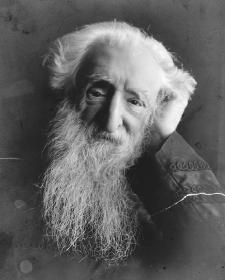 William Booth. Reproduced by permission of Getty Images.