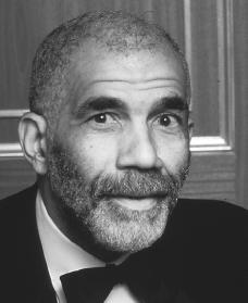 Ed Bradley. Reproduced by permission of Archive Photos, Inc.