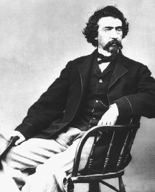 Mathew Brady. Courtesy of the National Archives and Records Administration.