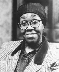 Gwendolyn Brooks. Reproduced by permission of AP/Wide World Photos.