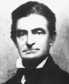 John Brown. Courtesy of the National Archives and Records Administration.