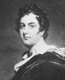 Lord Byron. Courtesy of the Library of Congress.