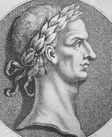 Julius Caesar. Courtesy of the Library of Congress.