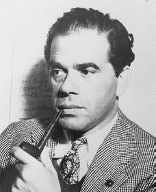Frank Capra. Courtesy of the Library of Congress.