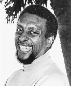 Stokely Carmichael. Reproduced by permission of Archive Photos, Inc.
