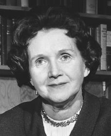 Rachel Carson. Reproduced by permission of AP/Wide World Photos.