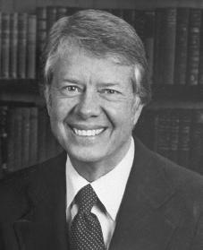 Jimmy carter biographie