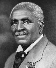 George Washington Carver. Reproduced by permission of Fisk University Library.