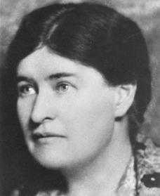 Willa Cather. Reproduced by permission of the Corbis Corporation.