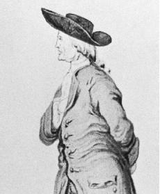 Henry Cavendish. Courtesy of the Library of Congress.