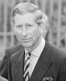 Charles, Prince of Wales. Reproduced by permission of Getty Images.