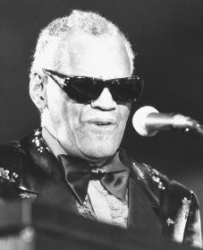 Ray Charles. Reproduced by permission of AP/Wide World Photos.