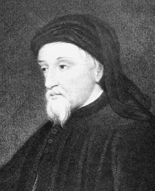 Geoffrey Chaucer Biography - life, death, wife, school, young ...