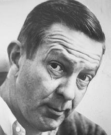 John Cheever. Courtesy of the Library of Congress.