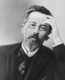 Anton Chekhov. Reproduced by permission of the Corbis Corporation.