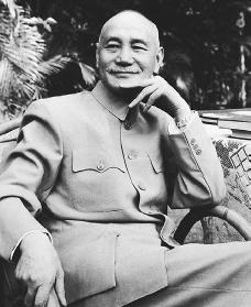 Chiang Kai-shek. Reproduced by permission of Archive Photos, Inc.