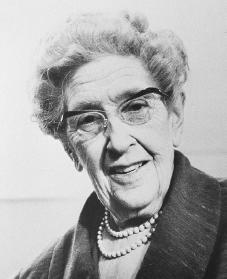 Agatha Christie. Courtesy of the Library of Congress.