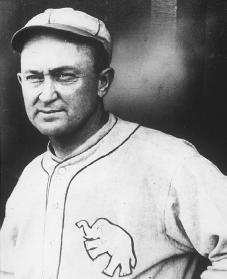 Ty Cobb. Reproduced by permission of Archive Photos, Inc.