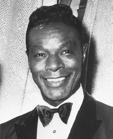 "Nat ""King"" Cole. Reproduced by permission of AP/Wide World Photos."