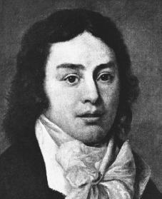 Samuel Taylor Coleridge. Courtesy of the Library of Congress.