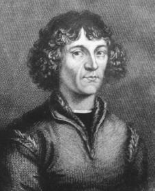 Nicolaus Copernicus. Courtesy of the Library of Congress.