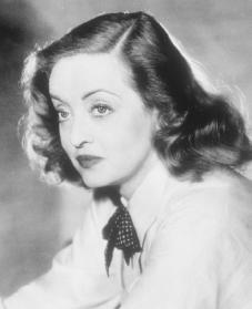 Bette Davis. Reproduced by permission of AP/Wide World Photos.