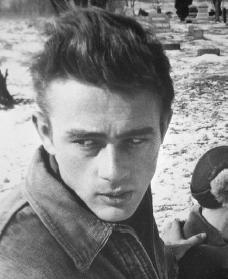 James Dean. Courtesy of the Library of Congress.