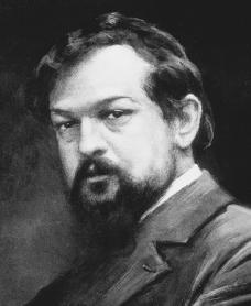 Claude Debussy. Reproduced by permission of AP/Wide World Photos.