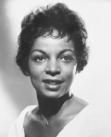 Ruby Dee. Courtesy of the Library of Congress.