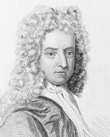 Daniel Defoe. Courtesy of the Library of Congress.