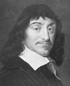 René Descartes. Courtesy of the Library of Congress.