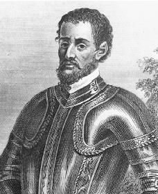 Hernando de Soto. Courtesy of the Library of Congress.