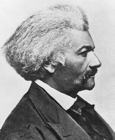 Frederick Douglass. Courtesy of the National Archives and Records Administration.
