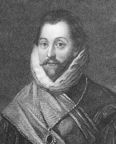 Francis Drake. Courtesy of the Library of Congress.