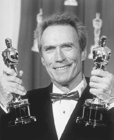Clint Eastwood. Reproduced by permission of the Corbis Corporation.